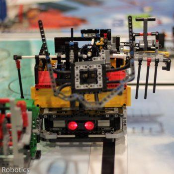 2015 FIRST LEGO League Season Robot
