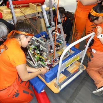 Robot Maintenance