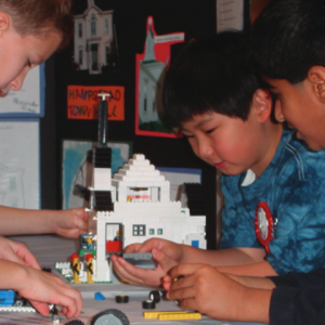 Jr.FLL Hands on Learning