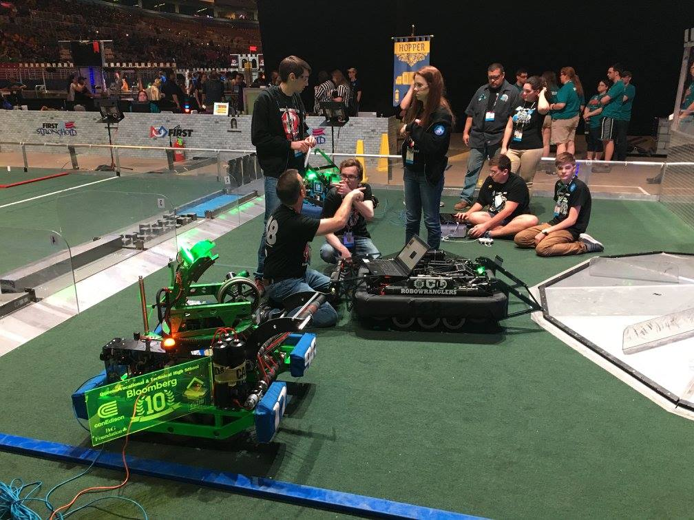 2016 first championship recap  u2013 central valley robotics