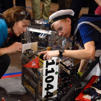 2016 FIRST Championship - FIRST Tech Challenge Robot Troubleshooting